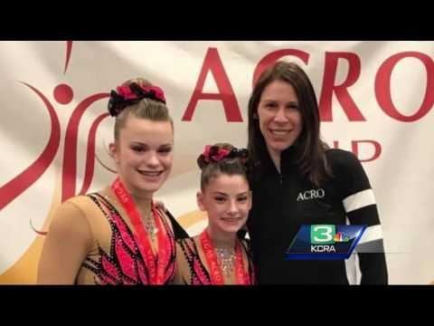 West Sac teens to compete at international AcroGymnastics meet