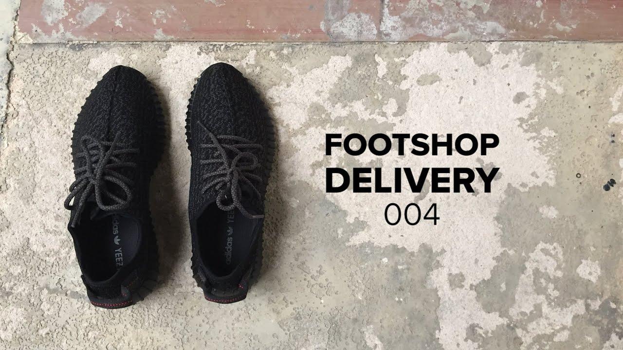 Footshop Delivery 004: adidas YEEZY Boost & adidas NMD Runner