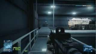 Battlefield 3 Grafik Vergleich [1080p vs 720p]