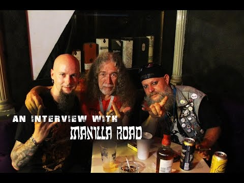 An Interview-Evening in Vienna with Manilla Road (English)