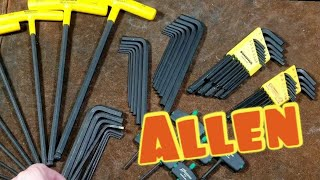 17 mm KS Tools 151.2617 Llave allen corta