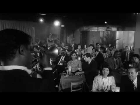 "Sammy Davis, Jr. Blows The Last Signals Of ""A Man Called Adam"" - 1966"