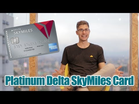 Platinum Delta SkyMiles Credit Card - Review And Honest Thoughts (Not For Everyone)