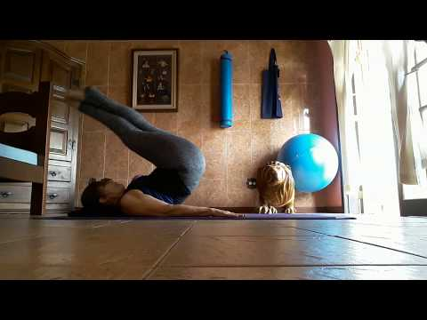Pilates em Casa 12 - Solo Boomerang