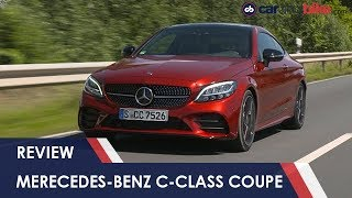 Mercedes-Benz C-Class Coupe Review | NDTV carandbike