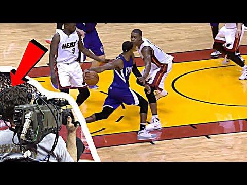NBA Cameraman FAKES