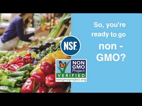 The Basics of Non-GMO Project Verification