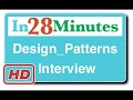 [Java Interview Q&A] Design Patterns Interview Questions and Answers