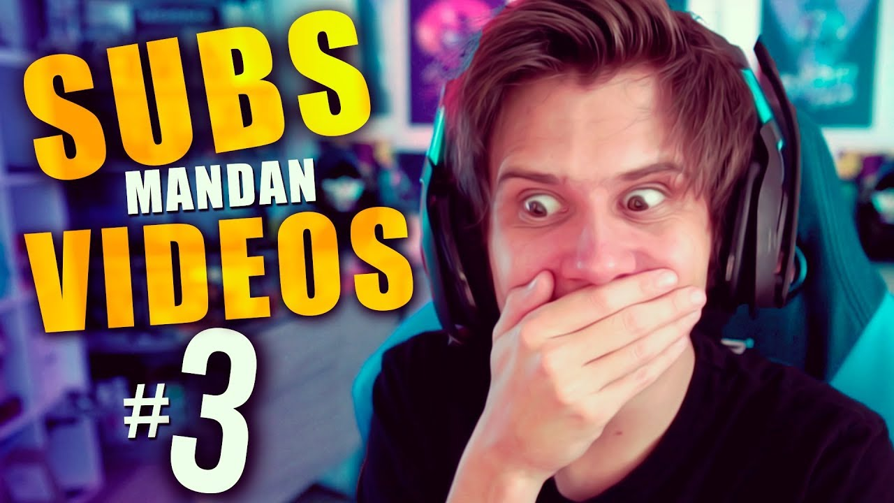SUBS MANDAN VIDEOS DENIGRANTES #3