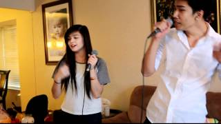 Cong chua bong bong (Cover by Tammy and Huy)