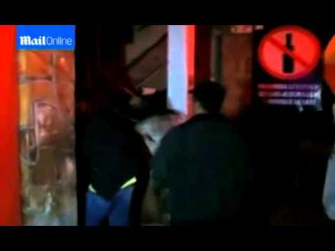 Vigilante group attacks nightclub, whips female employees in Peru