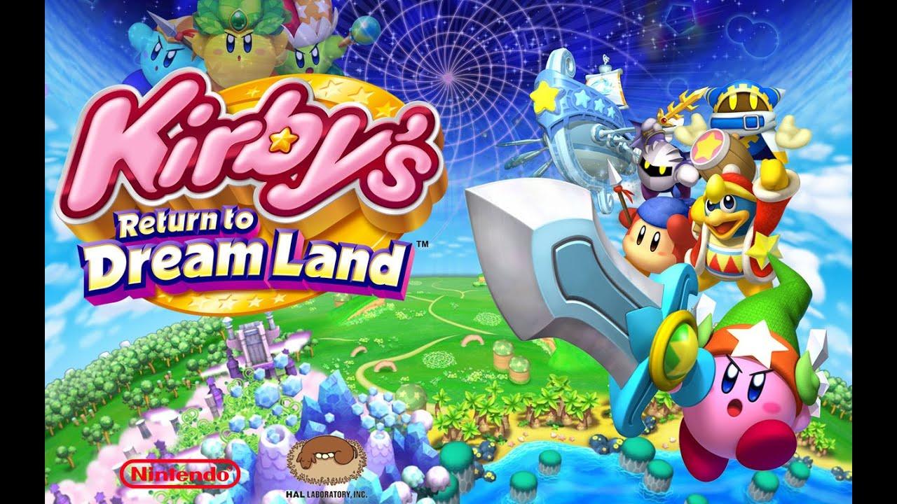 Kirby's Return to Dreamland (Wii/Wii U) - Analise - YouTube