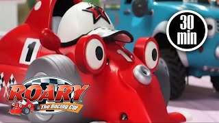 Roary the Racing Car Official | Crash Landing | NEW EPISODES | Videos For Kids | Full Episodes