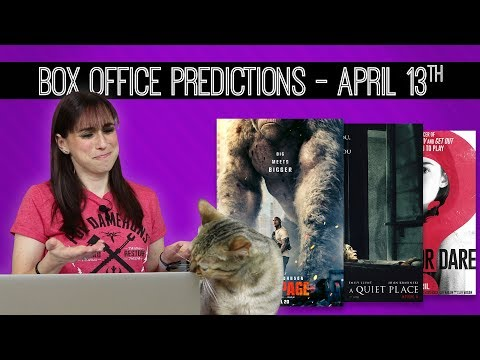 Rampage Box Office Predictions