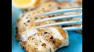 How to cook frozen fish in 7 minutes!