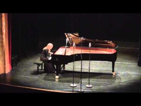 2012 - Primavera Shima - Concours International Piano Mayenne