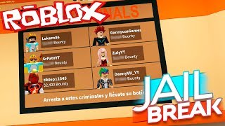 THE MOST SEARCHED ? JAILBREAK ROBLOX