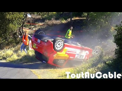 Best of Rallye Rally 2017 Crash & Mistakes by ToutAuCable [HD]