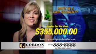 Alexandria Injury Lawyer | Phone Girl 2015 | Gordon McKernan Injury Attorneys