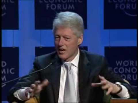 Davos Annual Meeting 2005 - Bill Clinton