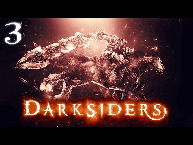 🎮 Darksiders Ep.3 : Le démon Samael | FR