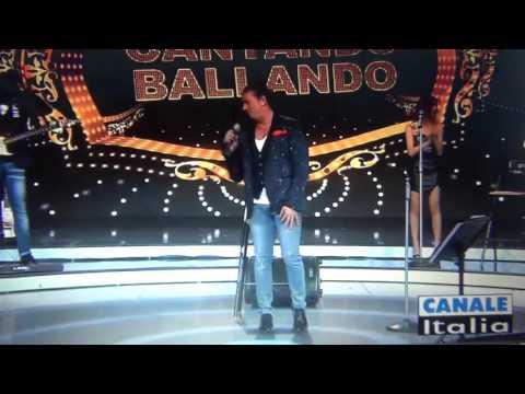 28-11-2016 CANALE ITALIA CANTANDO BALLANDO MITICA ORCHESTRA OMAR CODAZZI NUMERO UNO