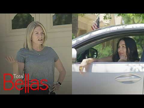 Brie Wants Mom Kathy to Side With Her on Nikki's Birthing Plan | Total Bellas | E!