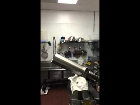 Cold Pressed Juice Time Lapse