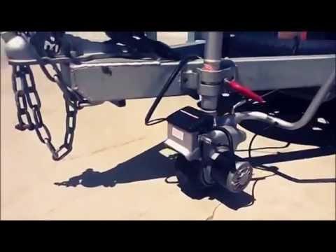 Roue jockey motoris e 12 v youtube - Fabriquer une guirlande electrique ...