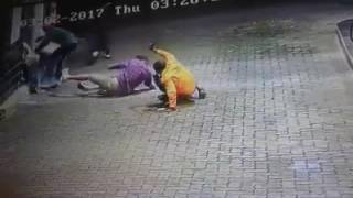 CCTV footage captures garage attack in Polokwane