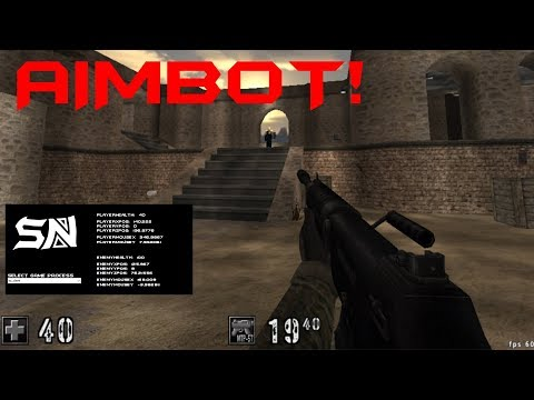 Making a Aimbot (Timelapse)