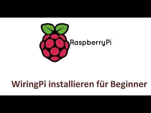 WiringPI Raspberry Wiringpi Pi Step by Step Schritt für Schritt Anleitung  Tutorial Putty