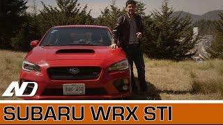 Subaru WRX STi - Un superauto a tu alcance