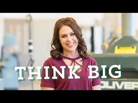 Meet the Big Thinkers of Delta College - Meagan Lepien