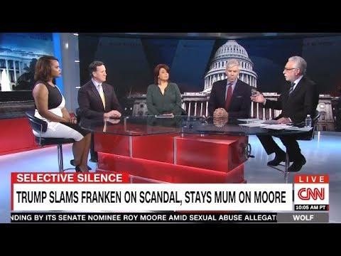 Height Of Hypocrisy: TRUMP Blasts Franken On Twitter – CNN