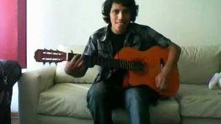 La Pared - Shakira || cover por Juan Francisco