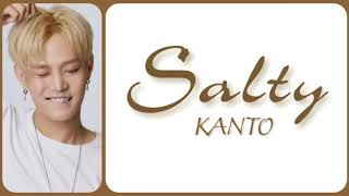 KANTO - Salty [Han Rom Eng] Color Coded Lyrics thumbnail
