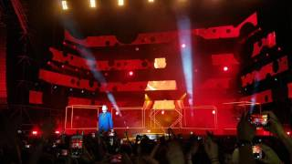 """Concierto David Bisbal """"Mi Norte es tu Sur"""" Tour Hijos del mar Almeria"""