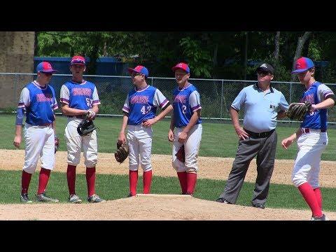 Crusaders Baseball Club 14U Vs. Gaffers Baseball Happy Valley Tournament, Penn State