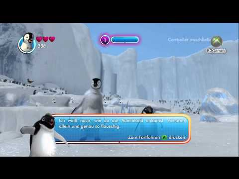 Happy Feet 2 - The first two Songs