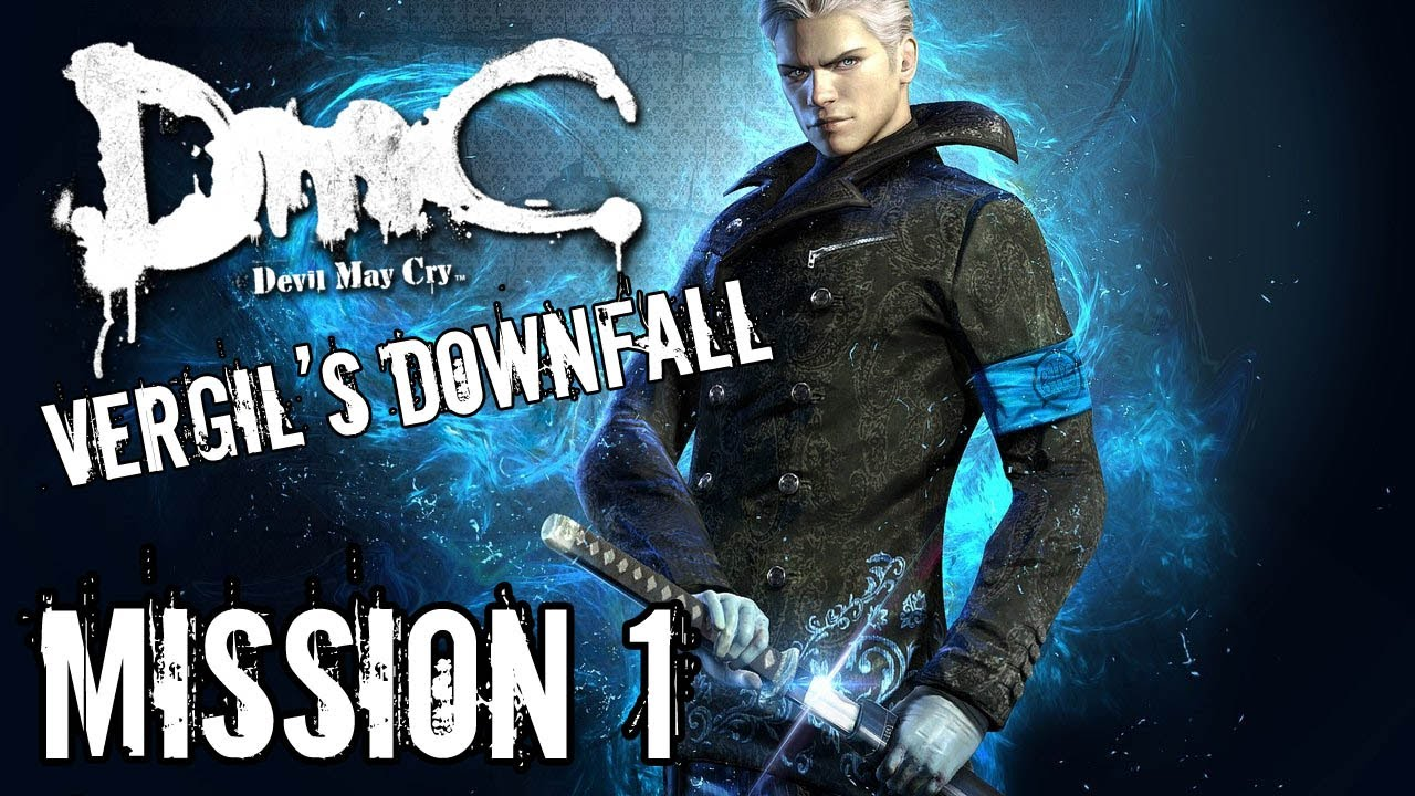 Devil may cry vergils downfall mission 1 playthrough true hd devil may cry vergils downfall mission 1 playthrough true hd quality youtube voltagebd Choice Image