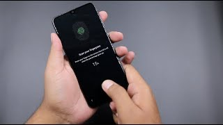 Samsung Galaxy A50 In-display Fingerprint & Face Unlock Setup & Test, India Unboxing | Hindi 2019
