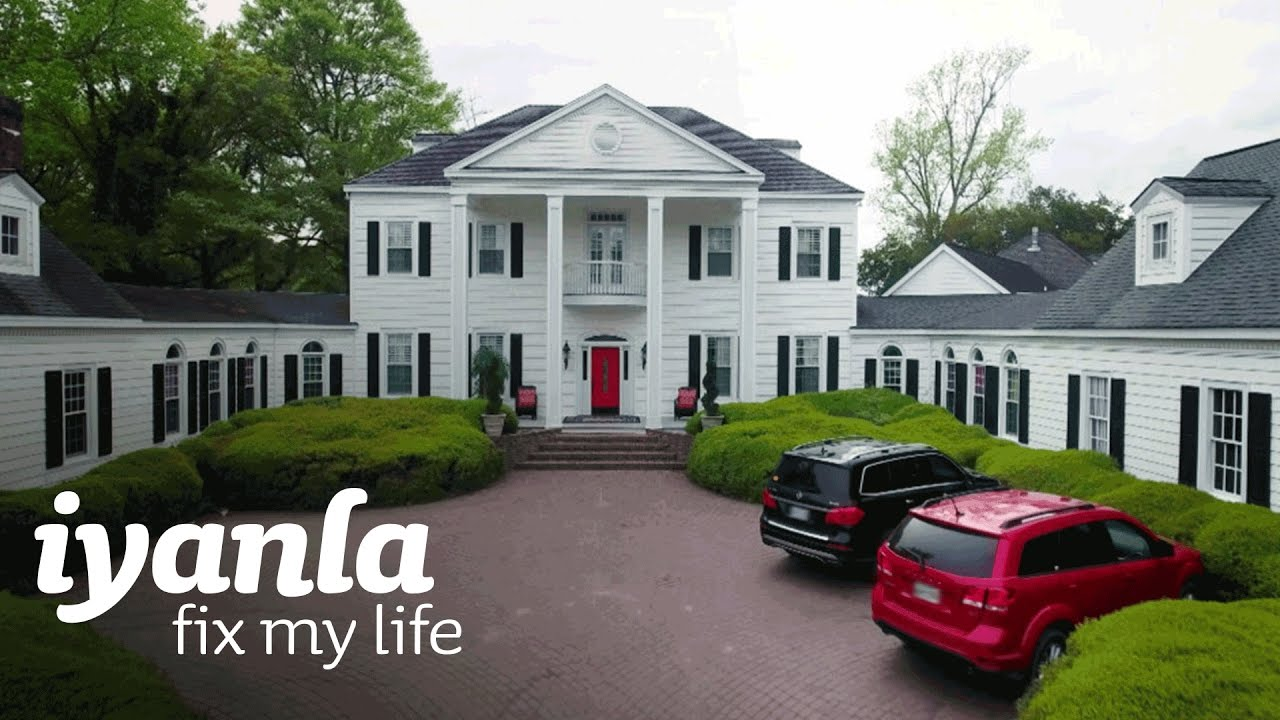 Iyanla S Take On An African American Lotto Winner S Plantation Home Iyanla Fix My Life Own Youtube