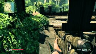 Sniper Ghost Warrior - Mission 8  A Simple Rendezvous