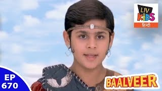 Baal Veer - बालवीर - Episode 670 - Baalveer Is Challenged