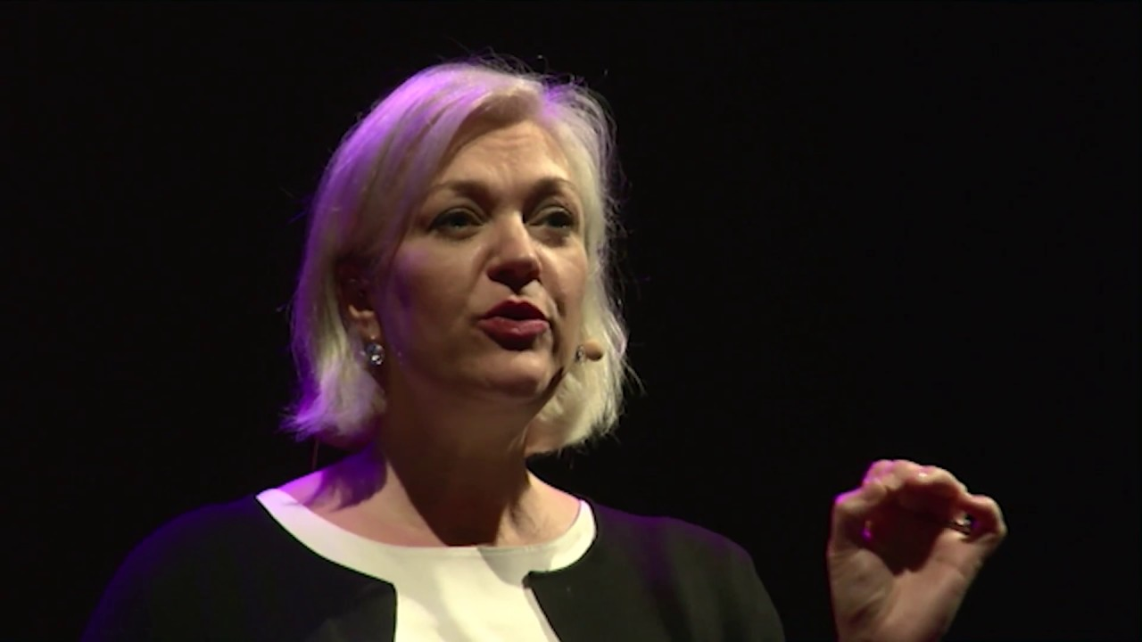 Why we need a more feminine way of doing business | Michèle Mees | TEDxLeuven