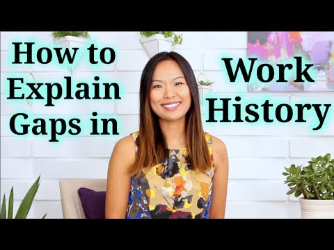 Gap in Employment  Resume Gaps (How to Explain Them) - YouTube