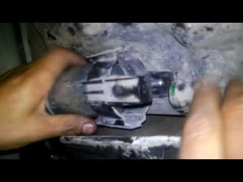 Como cambiar filtro de gasolina platina clio tips para la afinacion e inyectores parte 1