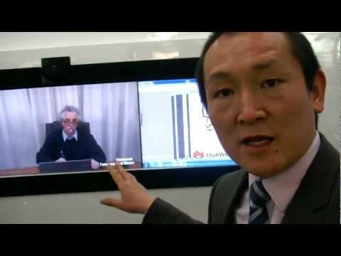 Huawei Full-View Telepresence