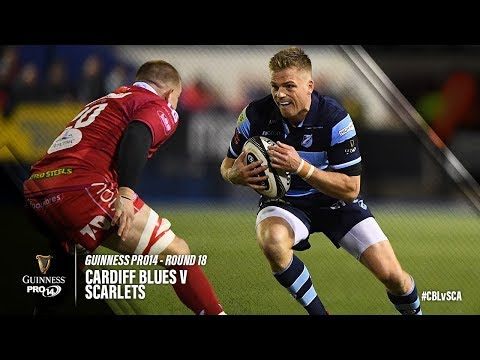 Guinness PRO14 Round 18 Highlights: Cardiff Blues V Scarlets